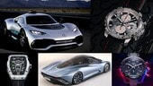 Orologi a tema auto: la Top 6 dei modelli più esclusivi e super costosi