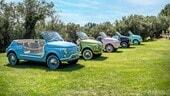 Fiat 500 Jolly Icon-e, 5 nuovi colori per un'estate italiana molto vintage