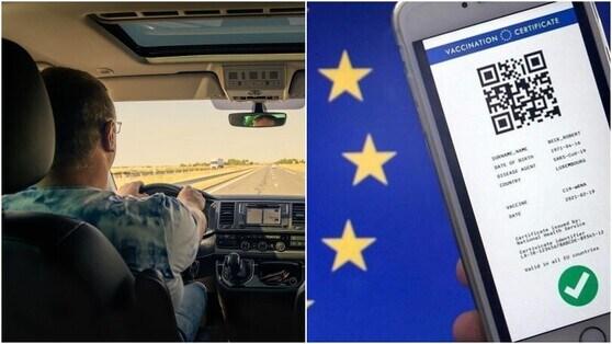 Green pass e viaggi in auto: cosa c'è da sapere per viaggiare in sicurezza