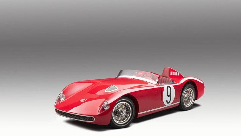 Skoda 1100 OHC, la rossa che doveva correre a Le Mans