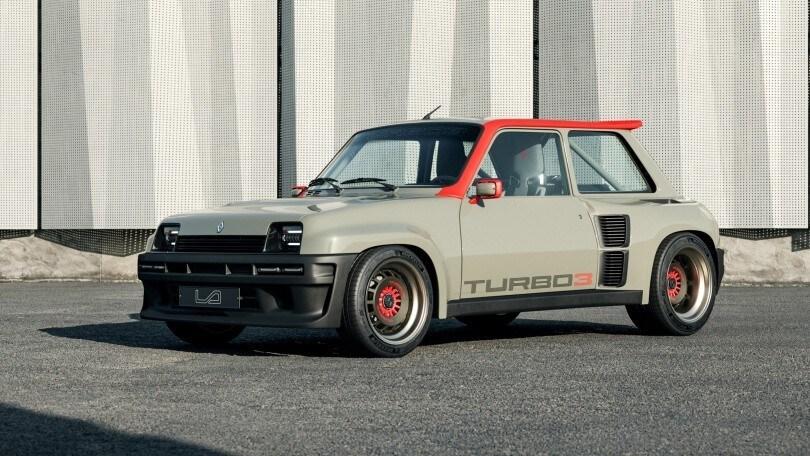 """Renault 5 Turbo 3: il mito rivive col restomod """"leggerissimo"""" da 400 cv"""