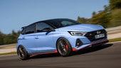 Hyundai i20 N, la hatchback sportiva arriva dalle corse