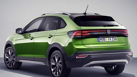 Volkswagen Taigo, il SUV coupè compatto