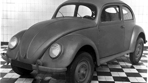 Volkswagen Maggiolino, i prototipi delle sue eredi