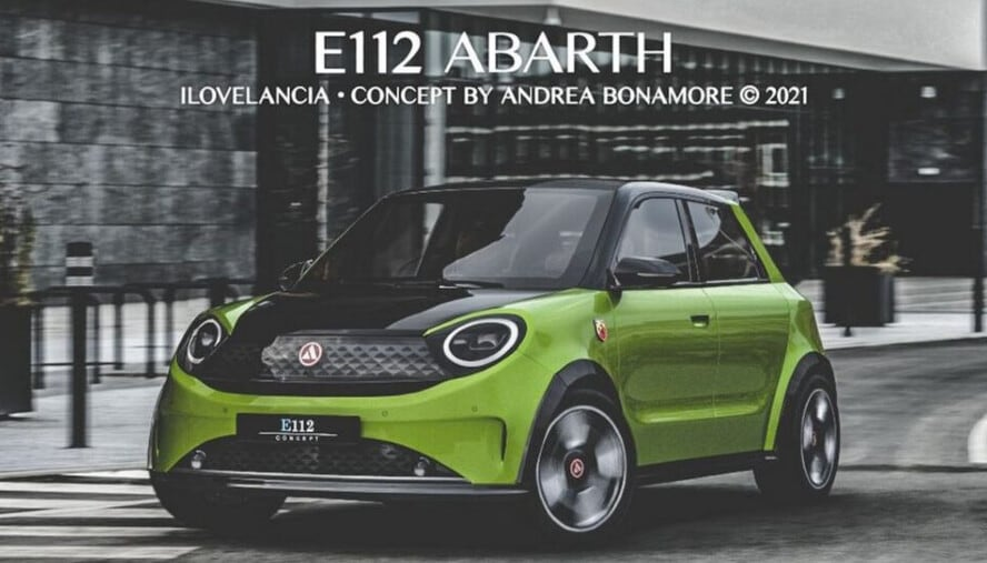 Autobianchi A112 Abarth: più unica e moderna che mai nella versione elettrica