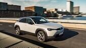 Mazda MX-30 a noleggio con Mazda Rent: il canone è super-competitivo