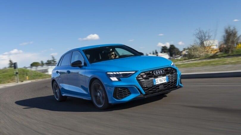 Sul prossimo numero di Auto: Audi S3, il test del Centro Prove