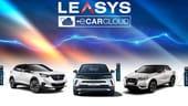 Leasys, suv urbani elettrici in abbonamento: c'è CarCloud E-nergy