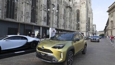 Sul prossimo numero di Auto in edicola: la prova della Toyota Yaris Cross