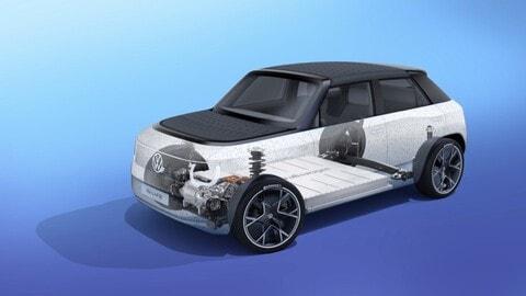 Volkswagen ID. LIFE, l'elettrica da 20.000 euro