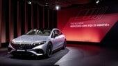 """Mercedes-AMG EQS 53 4Matic+, la """"prima"""" di Affalterbach sull'elettrico"""