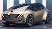 BMW i Vision Circular, concept zero sprechi a Monaco 2021