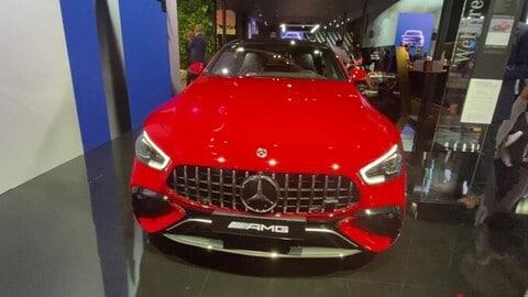 Mercedes-AMG GT 63 S al Salone di Monaco