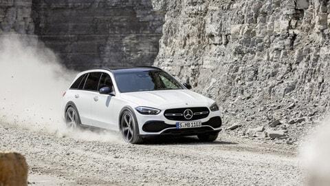 Mercedes Classe C All-Terrain, la wagon per tutti i terreni