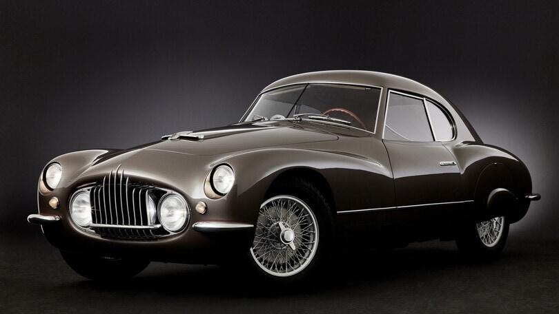 Fiat 8V Berlinetta, all'asta la sexy sportiva degli anni '50