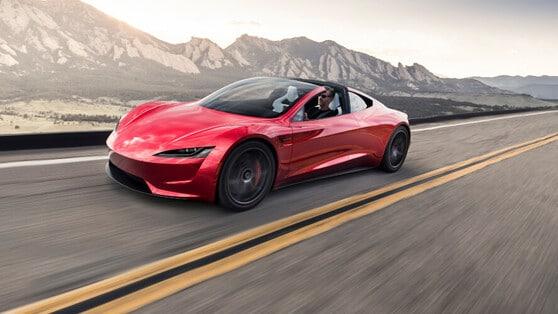 Tesla, brevettati i laser che sostituiranno i tergicristalli