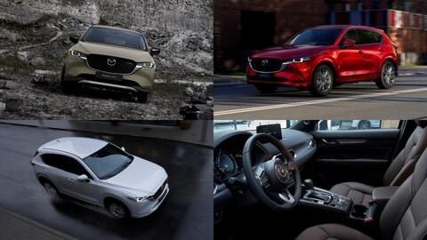 Nuova Mazda CX-5 2022