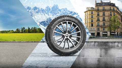 Michelin CrossClimate 2, il nuovo pneumatico All-Season