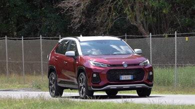 Suzuki Across, il Suv plug-in hybrid alla prova