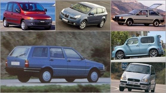Le auto più brutte viste su strada in Italia: la Top 10 (+1) dei modelli è buffissima
