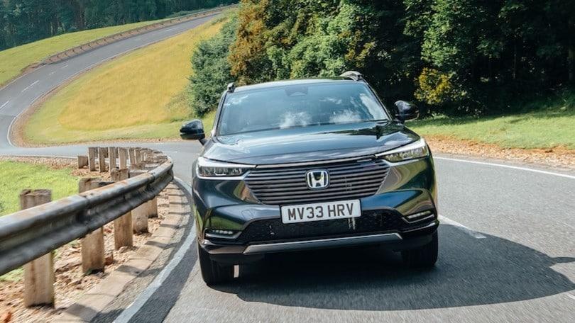Nuova Honda HR-V ibrida rivela prezzi e promozioni al lancio