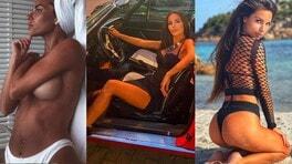 Tatiana Bernardi dà spettacolo: con le supercar è di una bellezza esplosiva!