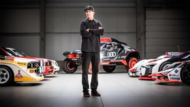 Audi affida a Ken Block lo sviluppo delle auto elettriche più performanti del marchio
