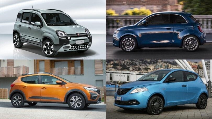 Auto più vendute in Italia a settembre 2021: la top 10