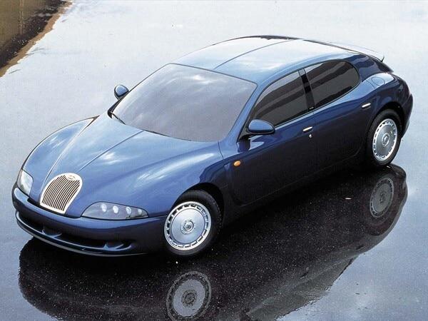 Concessionario vende una Bugatti EB112 a due clienti diversi!