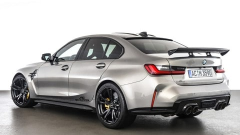 BMW M3 Competition by AC Schnitzer