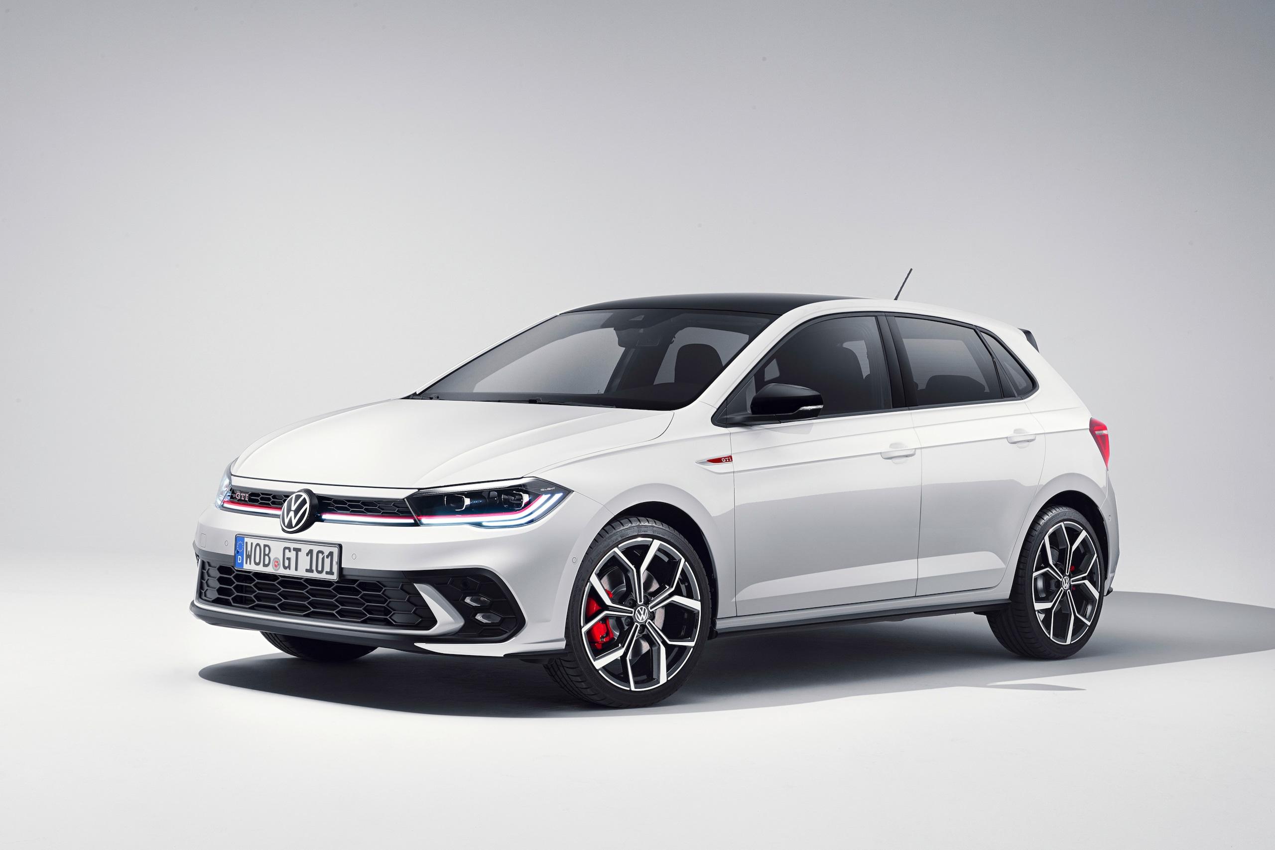 Nuova Volkswagen Polo GTI, i prezzi per l'Italia partono da 29.500 euro
