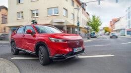 Honda HR-V e:HEV, il Suv ibrido alla prova