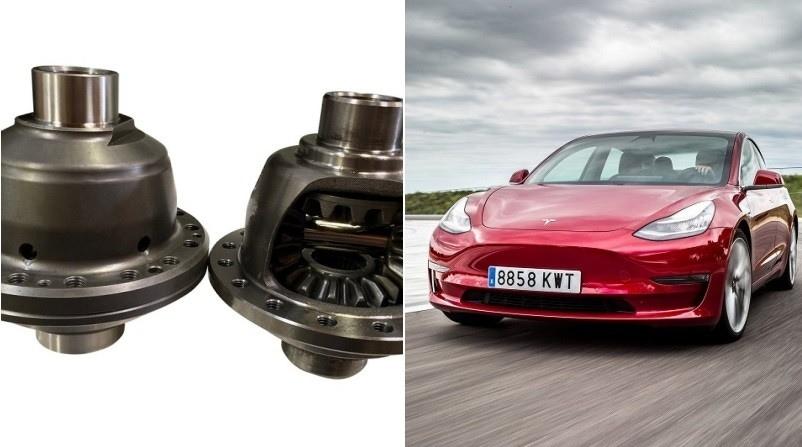 Tesla Model 3 e Model Y, arriva il differenziale a slittamento limitato