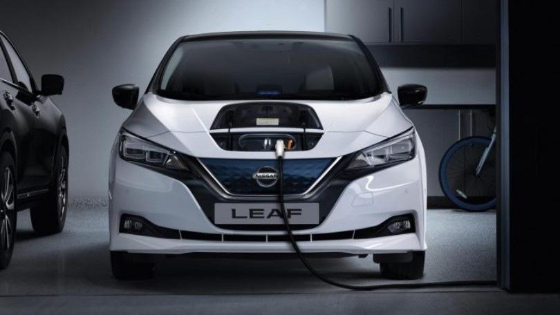 Nissan, lo studio: chi guida auto elettriche fa più km di tutti